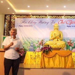3rd Asian Buddhist AR Conference Talk