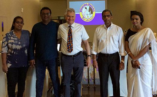 DVA Sri Lanka Press Conference