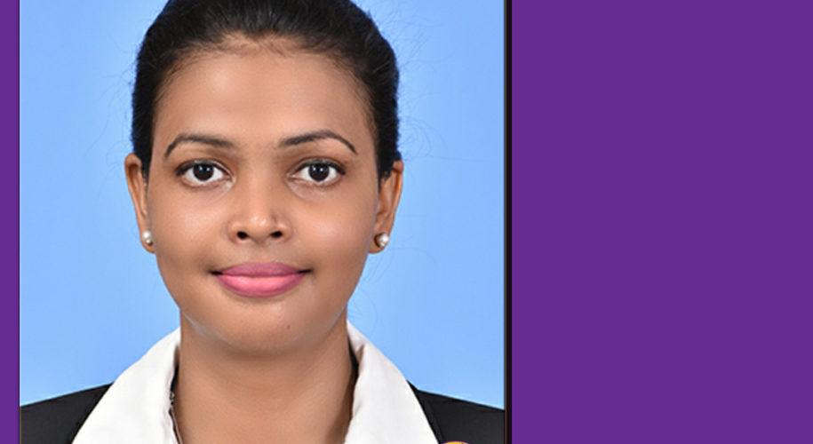 Sri Lanka Project Director Shanika Gamage