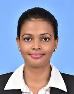 DVA's new Sri Lanka Project Director Shanika Gamage