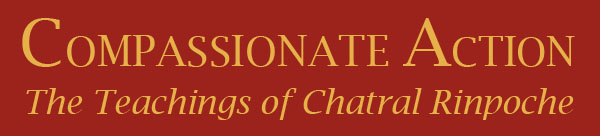 Compassionate Action: The Teachings of Chatral Rinpoche