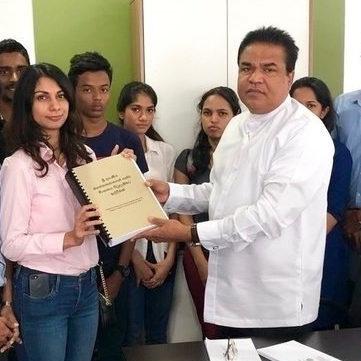 Sri Lankan Petition